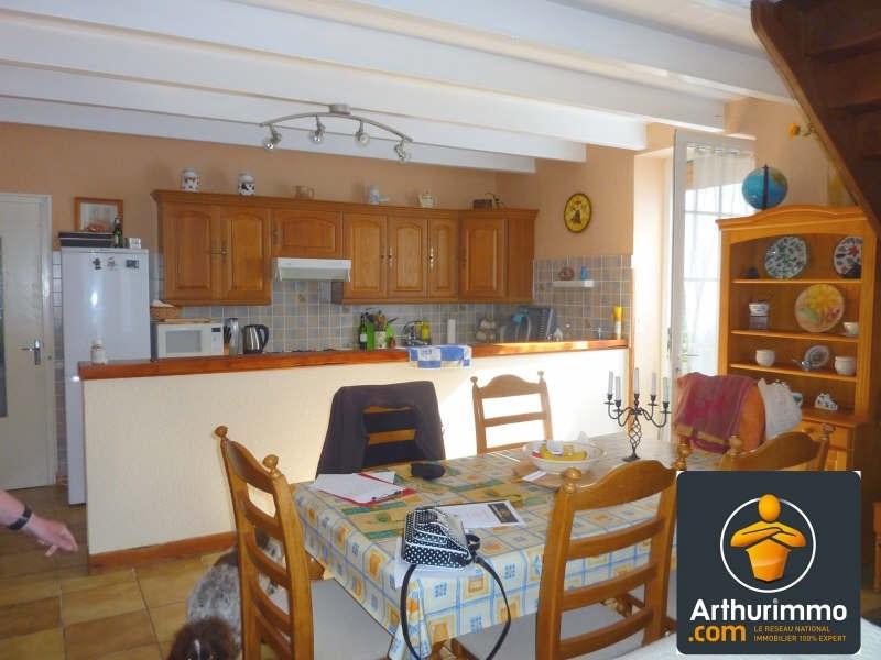 Sale house / villa Aulnay 117500€ - Picture 2