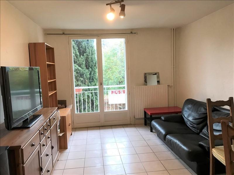 Venta  apartamento Bourgoin jallieu 110000€ - Fotografía 1