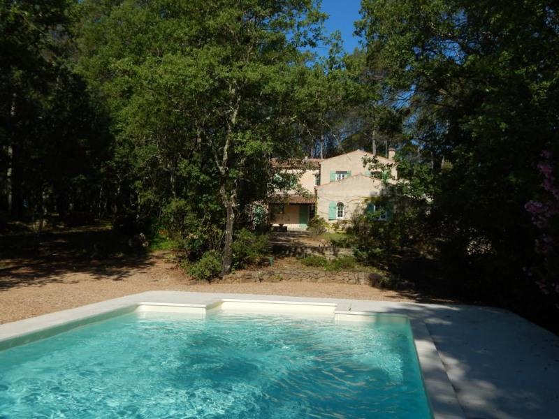 Sale house / villa Cotignac 549000€ - Picture 1