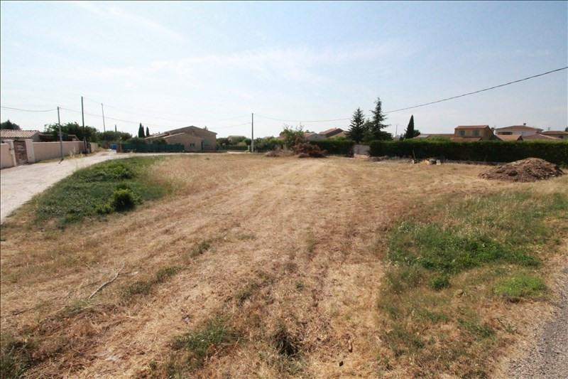 Vendita terreno Pernes les fontaines 90000€ - Fotografia 1