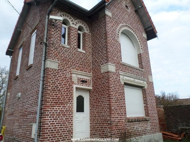 Maison 3 pièces Croix-Moligneaux
