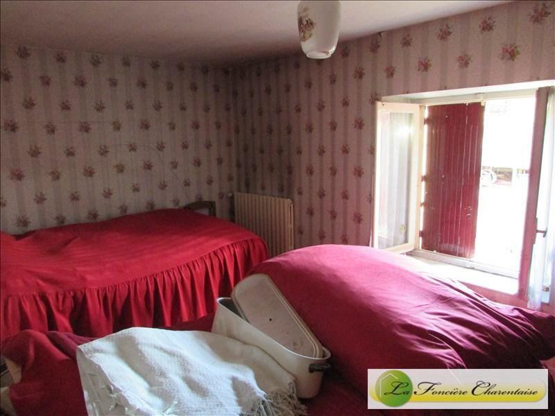 Vente maison / villa Aigre 89000€ - Photo 10