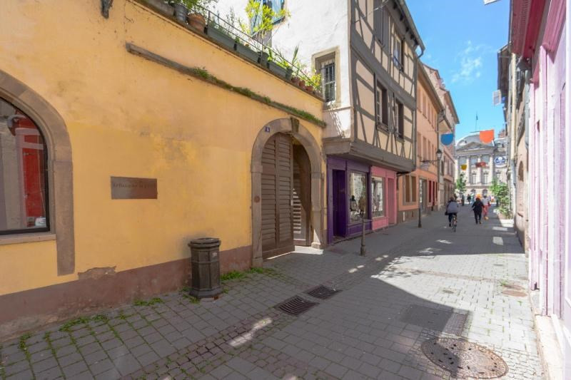 Sale apartment Strasbourg 120 750€ - Picture 1