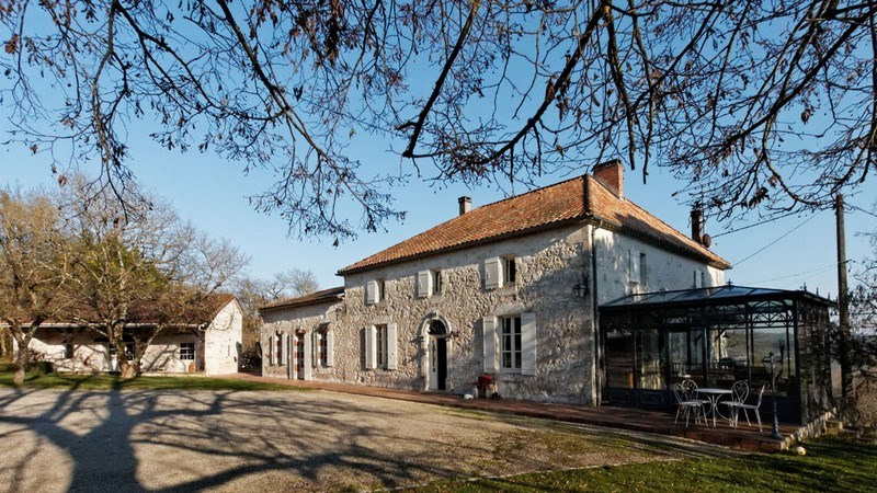 Vente de prestige maison / villa Pujols 703500€ - Photo 1