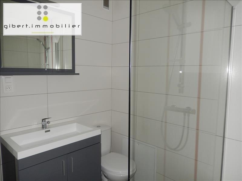 Rental apartment Le puy en velay 521,79€ CC - Picture 3