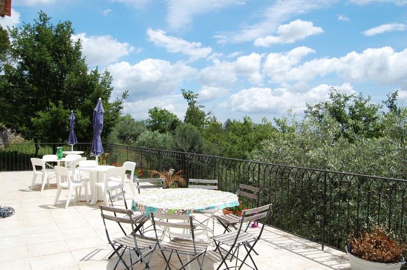 Deluxe sale house / villa Seillans 546000€ - Picture 22