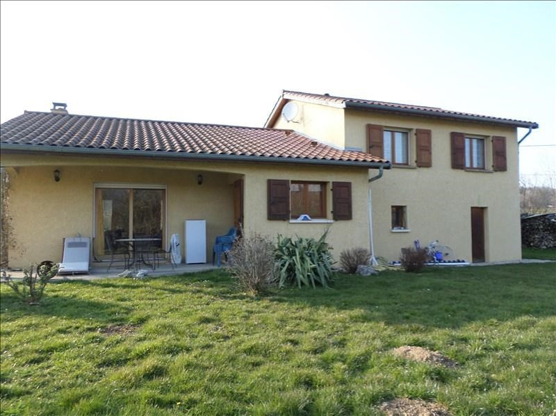Sale house / villa Corveissiat 190000€ - Picture 1
