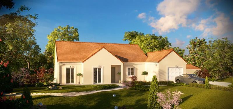 """Modèle de maison  """"Cachemire 3.104"""" à partir de 4 pièces Val-d'Oise par A&A CONSEIL"""