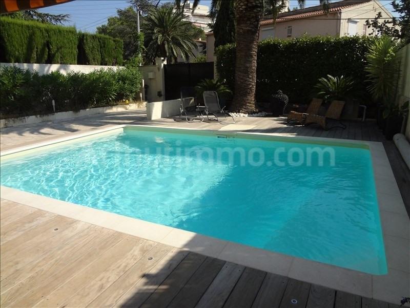 Deluxe sale house / villa St raphael 665000€ - Picture 1