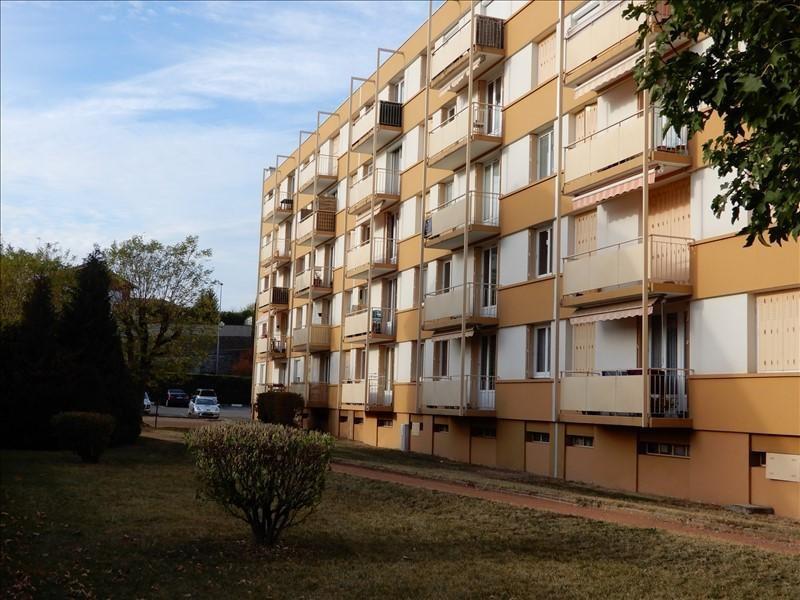 Vente appartement Pont de cheruy 114900€ - Photo 1
