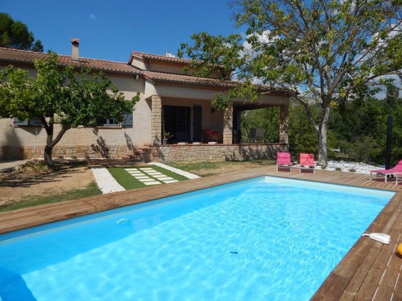 Sale house / villa Salernes 375000€ - Picture 1