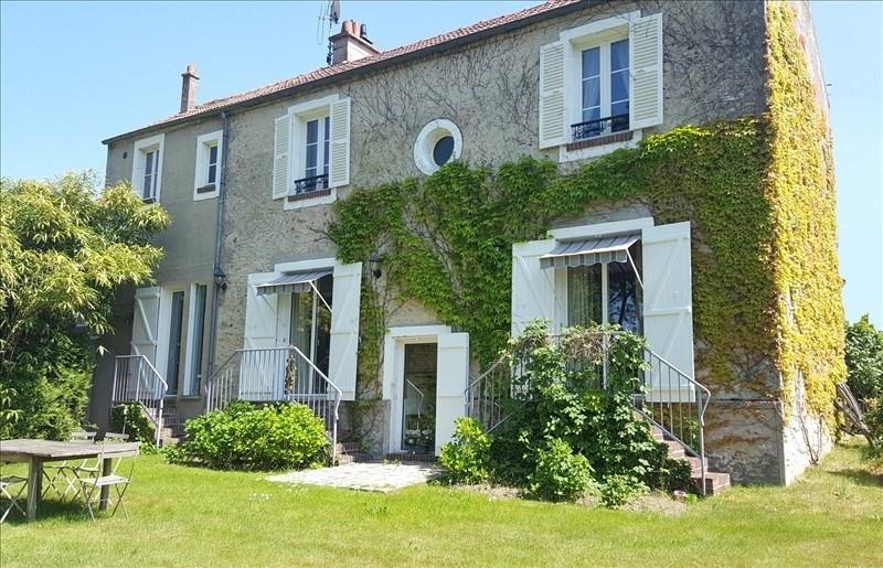 Vente maison / villa Montfort l amaury 560000€ - Photo 1