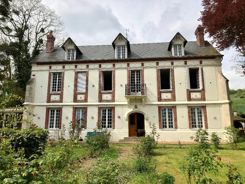 Deluxe sale house / villa Bailleul sur therain 750 000€ - Picture 1