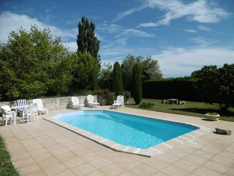 Produit d'investissement maison / villa Le thor 472500€ - Photo 2