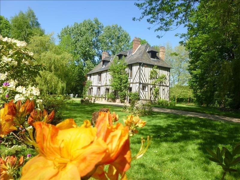 Sale house / villa Pont audemer 457000€ - Picture 1