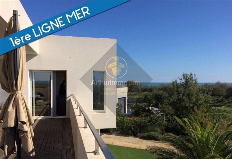 Vente de prestige maison / villa Sete 1095000€ - Photo 1