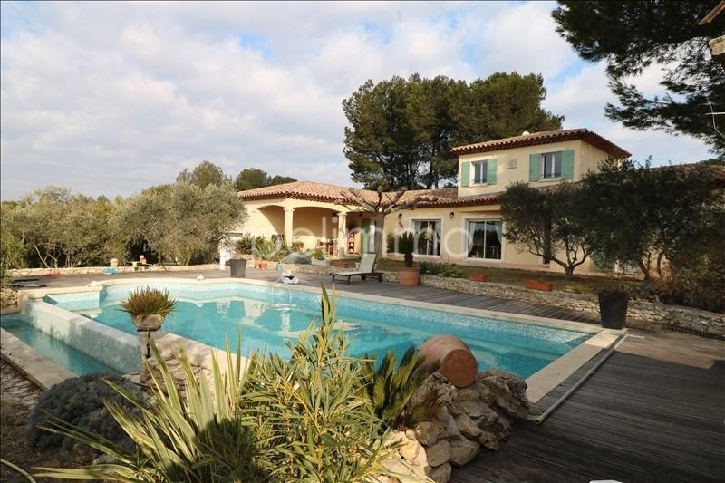 Deluxe sale house / villa Lancon provence 645000€ - Picture 9