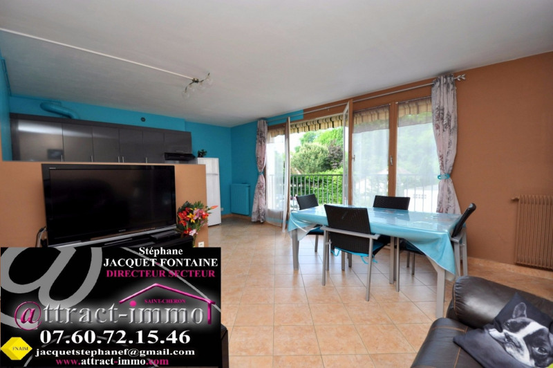Vente appartement Bruyeres le chatel 150000€ - Photo 1