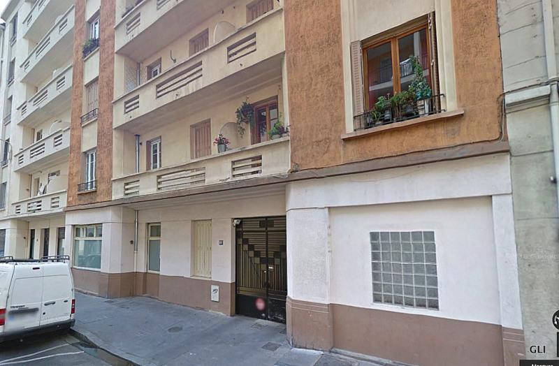 Rental apartment Lyon 3ème 527€ CC - Picture 1