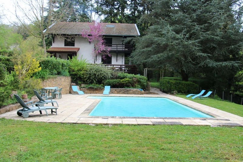 Sale house / villa St jean de bournay 499 000€ - Picture 1