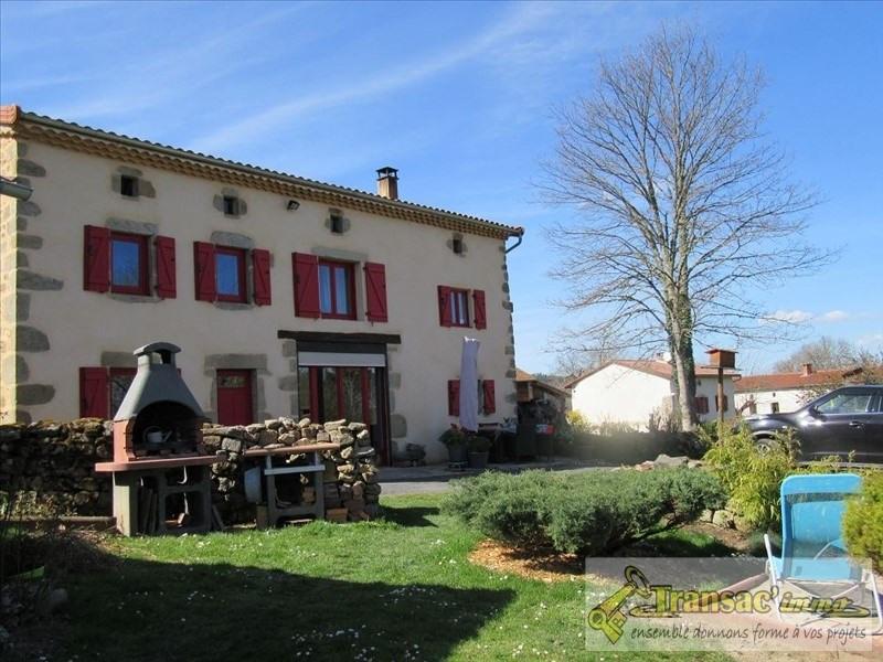 Vente maison / villa Courpiere 149101€ - Photo 2