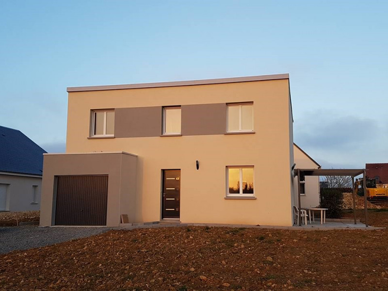 Elegant maison pices terrain m chaingy par maisons le for Modele maison le masson