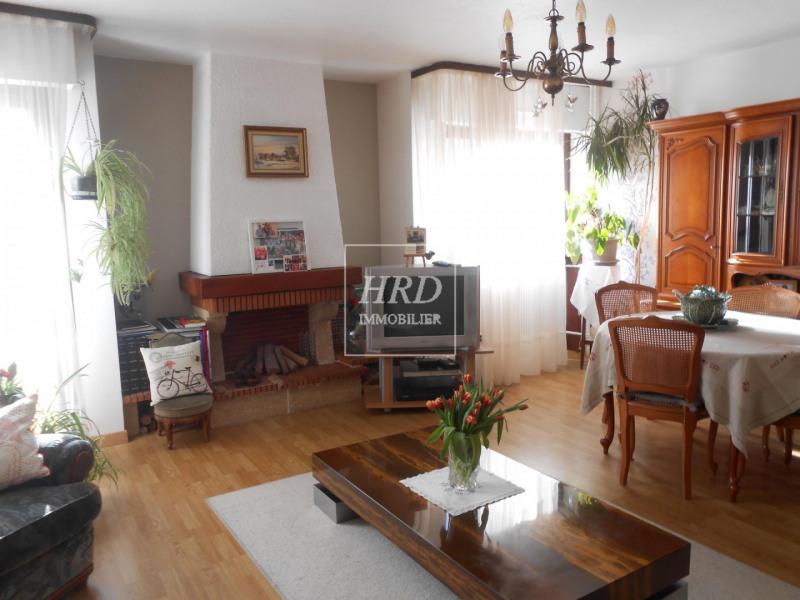 Verkoop  appartement Lingolsheim 160500€ - Foto 2