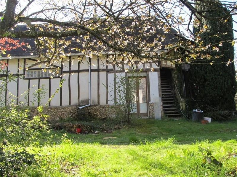 Vente maison / villa Conches en ouche 87000€ - Photo 4