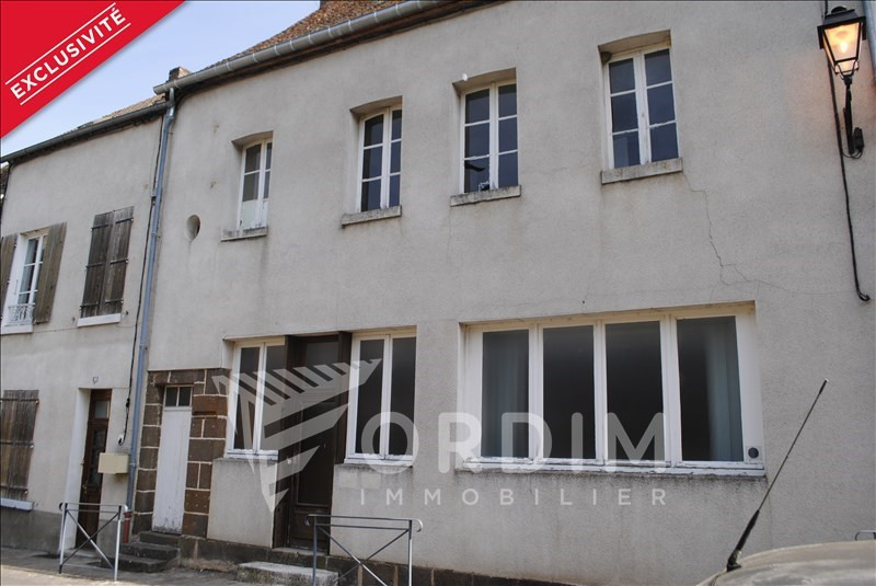 Vente immeuble St fargeau 35 000€ - Photo 1