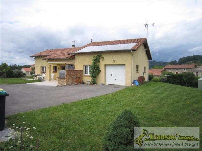 Vente maison / villa Chabreloche 149800€ - Photo 1