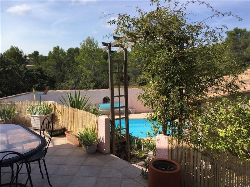 Vente maison / villa Vernegues 386000€ - Photo 5