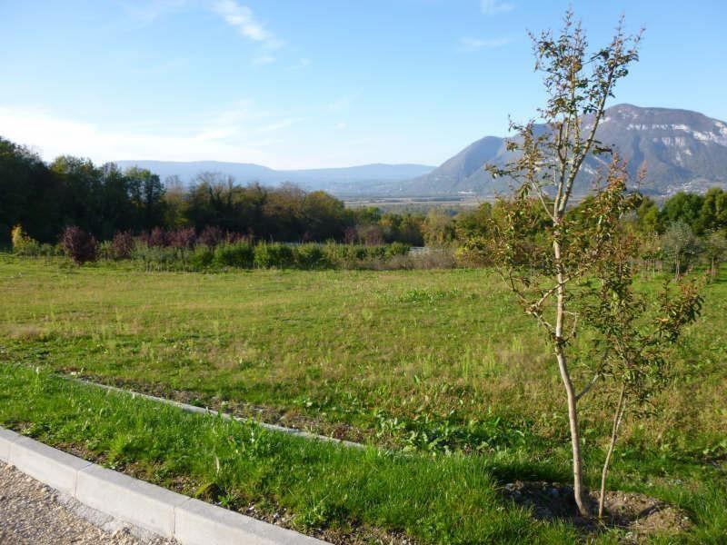 Vendita terreno Chanaz 108000€ - Fotografia 1