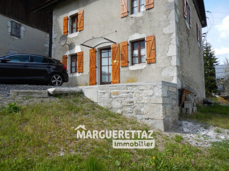 Vente maison / villa Mégevette 175 000€ - Photo 1