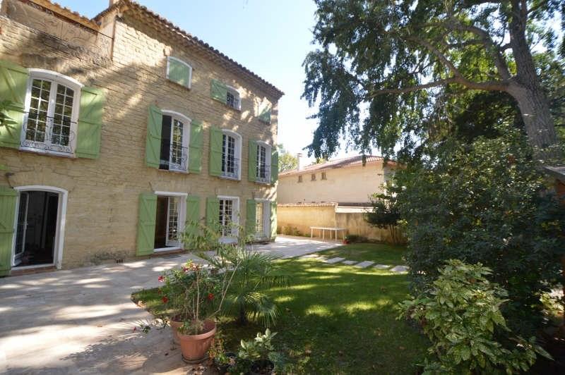 Vente maison / villa Montfavet 420000€ - Photo 8