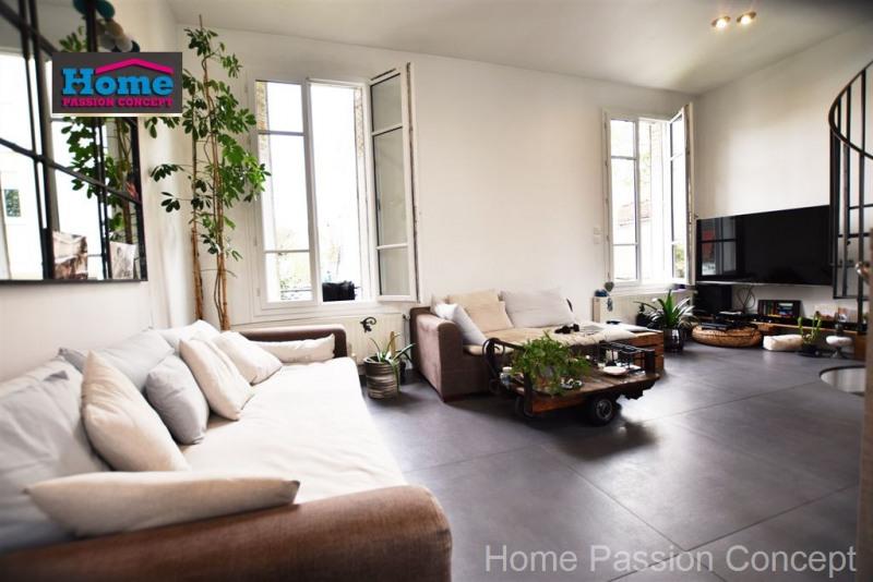 Vente maison / villa Suresnes 495000€ - Photo 3