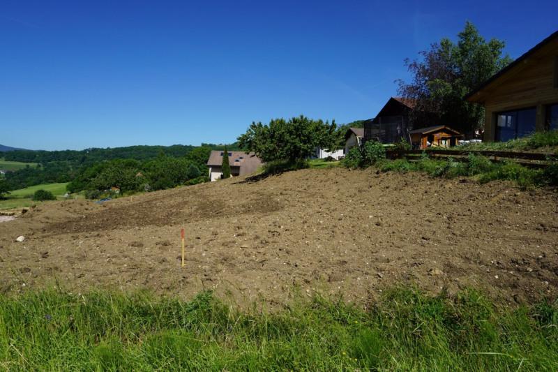 Vente terrain Cernex 210000€ - Photo 3