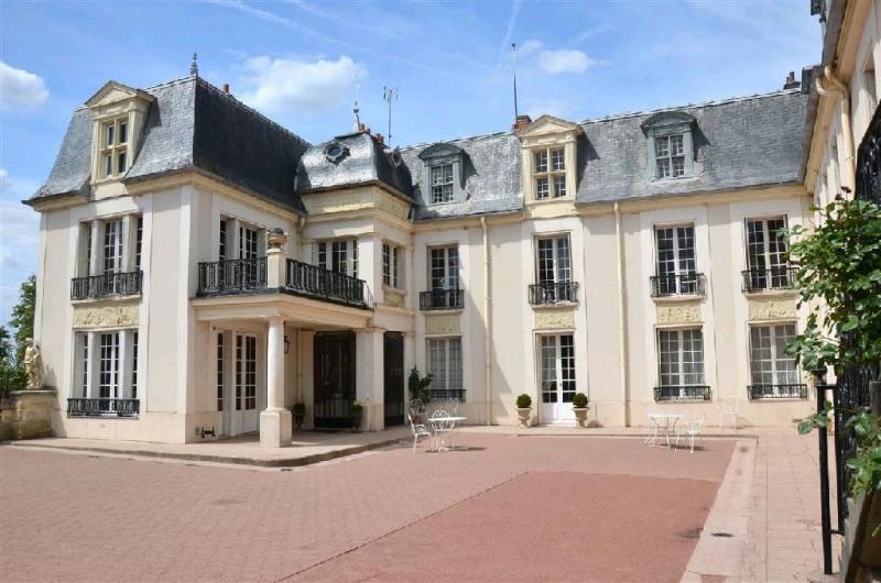 Vente de prestige maison / villa Bois le roi 1460000€ - Photo 1