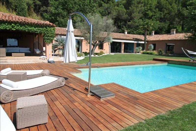 Vente de prestige maison / villa Aix en provence 3200000€ - Photo 1