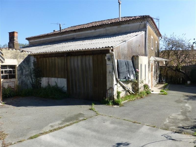 Sale house / villa Saint-jean-d'angély 33000€ - Picture 2