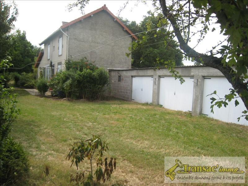 Vente maison / villa Puy guillaume 117700€ - Photo 2