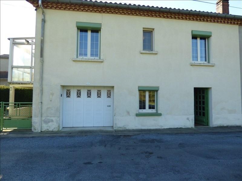 Sale house / villa St amans soult 109000€ - Picture 6
