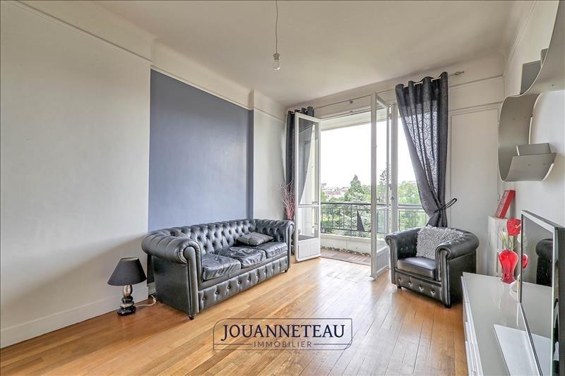 Sale apartment Vanves 380000€ - Picture 3