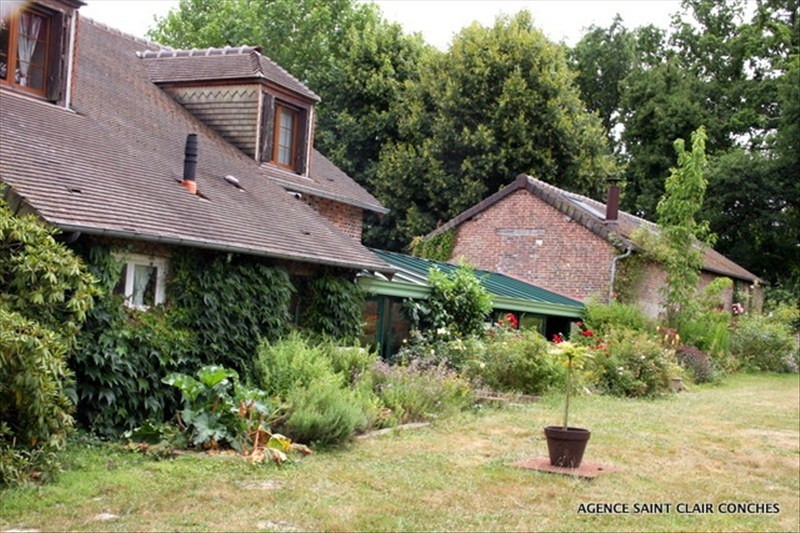 Vente maison / villa Conches en ouche 427 000€ - Photo 14
