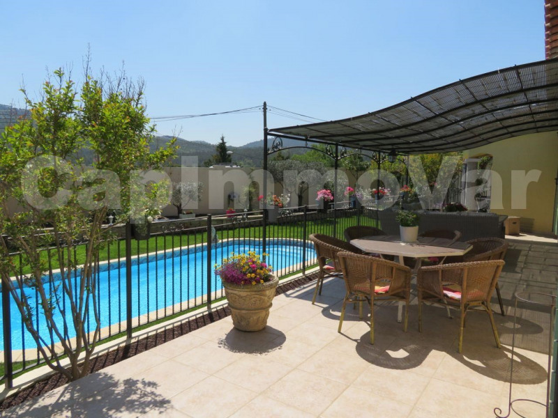 Deluxe sale house / villa Cuges-les-pins 629000€ - Picture 2