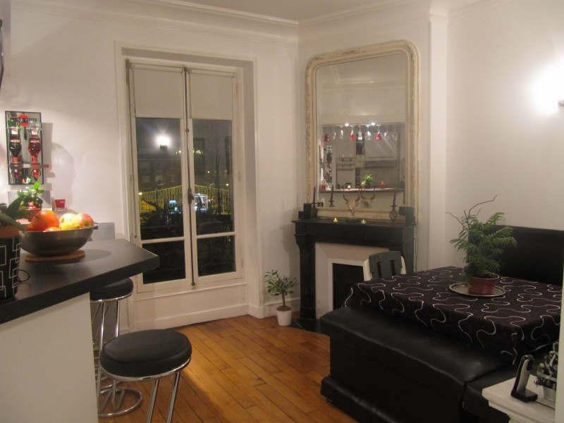Rental apartment Courbevoie 1335€ CC - Picture 2