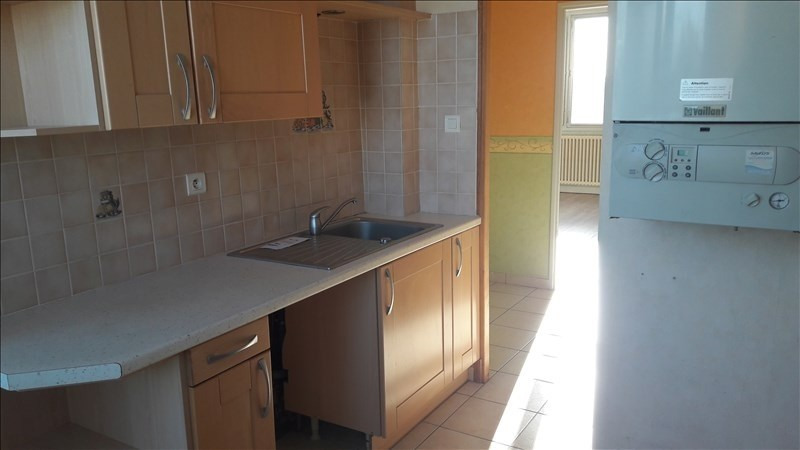 Sale apartment Riorges 67 000€ - Picture 1