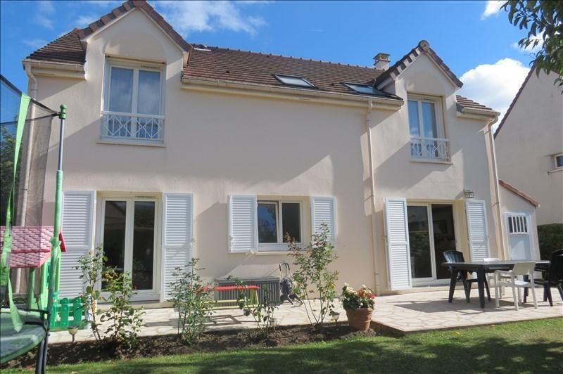Vente maison / villa Le plessis bouchard 580000€ - Photo 1