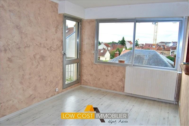 Sale apartment Dijon 85000€ - Picture 4