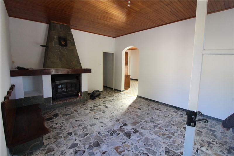 Locação casa Simiane collongue 1200€ CC - Fotografia 2