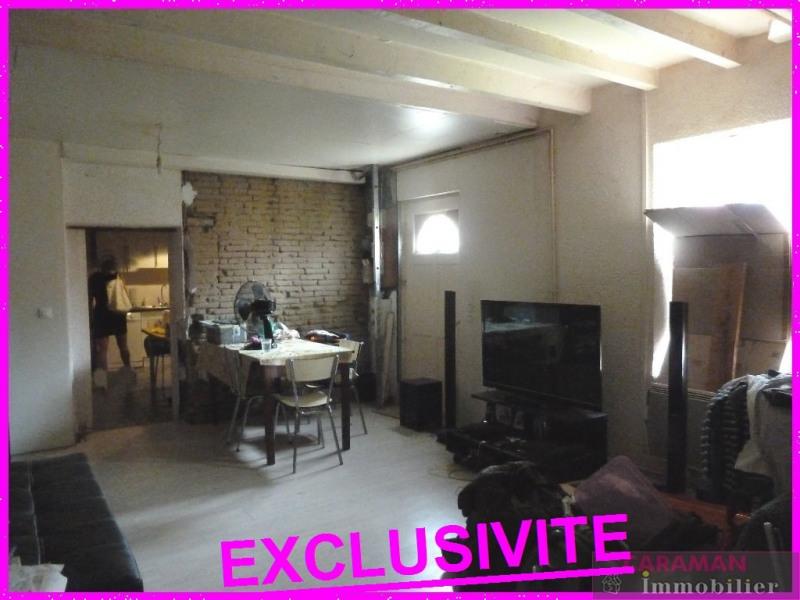 Vente maison / villa Caraman  centre 165000€ - Photo 1